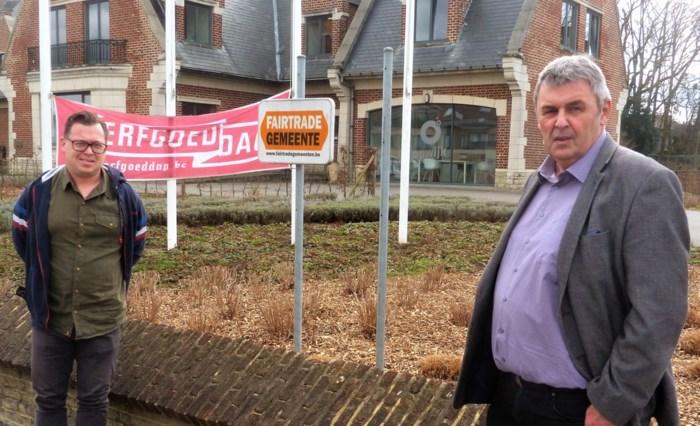 Opwijk is opnieuw Fair Trade Gemeente