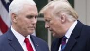 """Vicepresident Pence sluit miljoenencontract met uitgever voor """"standaardwerk"""" over Trump"""