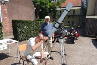 Asterion viert 15-jarig bestaan, opening sterrenwacht uitgesteld