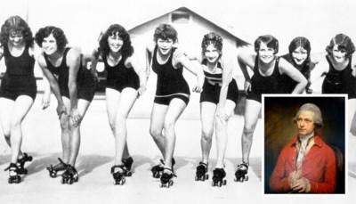 Dankzij een Belg die aandacht wou en waanzinnig crashte: de uitvinding van de rolschaats