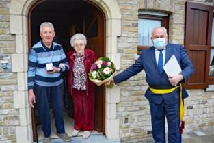 André en Alice zijn 65 jaar gehuwd