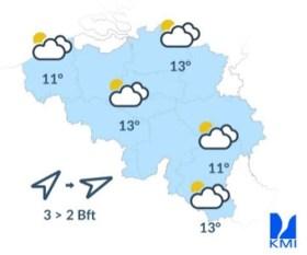 Nat, natter, natst: geen lenteweer dit weekend