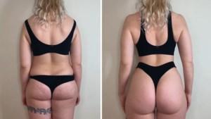 Personal trainer toont waarheid achter drastische 'transformaties' en perfecte lichamen op sociale media