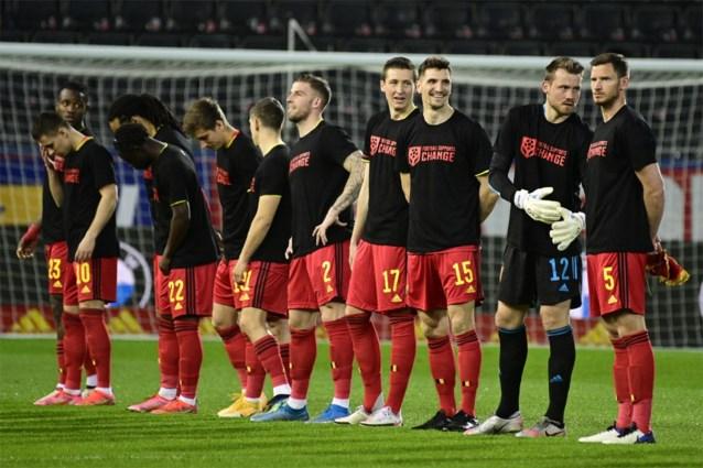 Rode Duivels spelen groepswedstrijden op EK voor publiek: zeker acht van de twaalf speelsteden laten fans toe in stadions