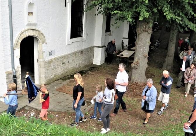 Restauratiepremie van 273.000 euro voor kapel 't Hammeke