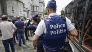 Slechts 15 procent van personeel opgedaagd voor ochtendshift in Brusselse gevangenissen, politie in steun