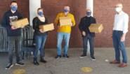 Vlaams Belang bezorgt rusthuis enkele kilo's paaseieren