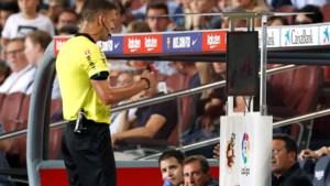 Scheidsrechterswissel dag voor Clasico: veelbesproken Lahoz wordt vervangen voor Real Madrid-Barcelona