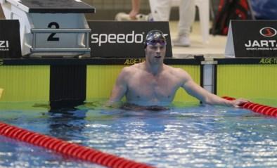 Louis Croenen tweede op 100 meter vlinderslag op Eindhoven Qualification Meet