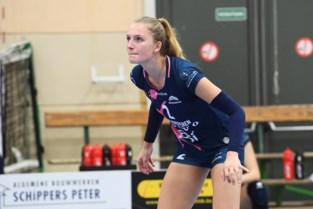 """Elise Van Sas: """"Moeten tegen Antwerpen het vertrouwen opkrikken"""""""