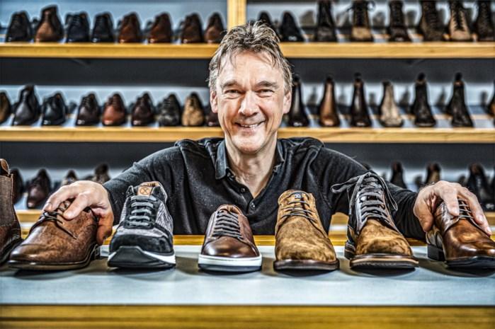 Van 800 naar 2 schoenmakerijen: op bezoek bij Ambiorix, de schoenmaker van Erik Van Looy, Clint Eastwood en Dustin Hoffman