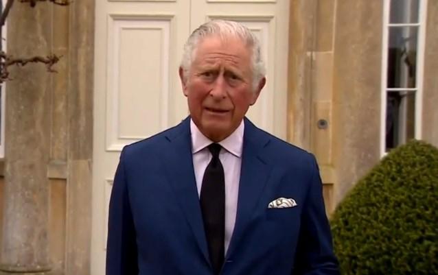 """Prins Charles spreekt natie toe: """"Mijn lieve vader was heel speciaal"""""""
