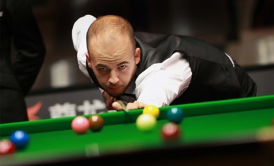 Luca Brecel treft Mark King in derde voorronde WK snooker