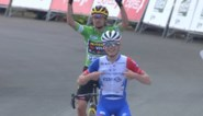 Spektakel in slotrit van Ronde van het Baskenland: Fransman David Gaudu mag winnen, Primoz Roglic pakt eindzege