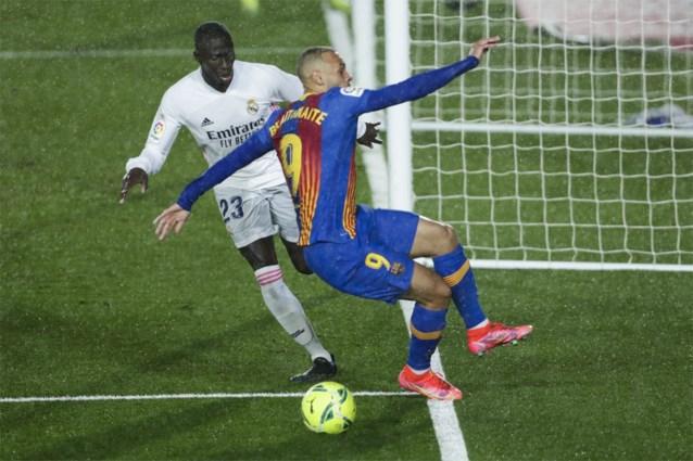 Penalty of niet? FC Barcelona voelt zich tekortgedaan na strafschopfase in Clasico