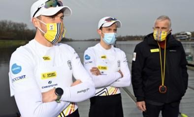 Moedige Niels Van Zandweghe roeit B-finale op EK