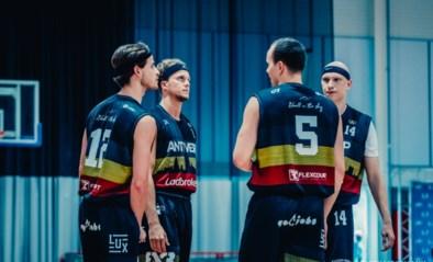 Wisselend succes voor 3X3 Team Belgium in Novi Sad