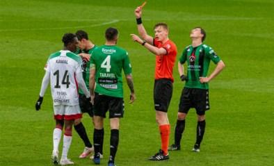 Cercle Brugge moet tegen OHL al na halfuur voort met man minder na rode kaart voor Hoggas