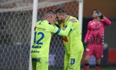Met dank aan de blitzstart en Bezus: AA Gent mag nog steeds dromen van Play-off 2 na ruimte 4-0-zege tegen Charleroi