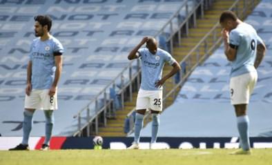 Stunt van formaat in Premier League: Manchester City verliest (zonder De Bruyne) tegen tien man van Leeds