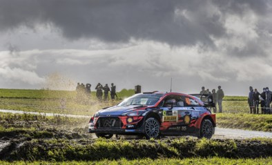 Craig Breen leidt in Rally van Sanremo
