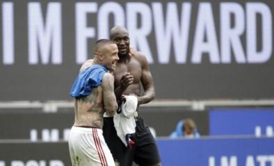 Inter en Lukaku blijven op titelkoers met zuinige winst tegen Cagliari van Nainggolan