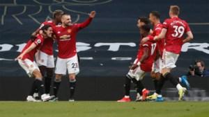 Manchester United zet Tottenham opzij en staat zo een stap dichter bij een Champions League-ticket