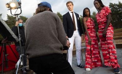 Team Belgium stelt officiële outfit voor Olympische Spelen voor in videoclip met Nina Derwael en Greg Van Avermaet
