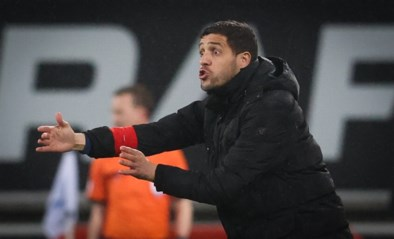 """Moet coach Karim Belhocine vrezen voor zijn job? """"Er zullen veel kandidaten zijn om Charleroi over te nemen"""""""