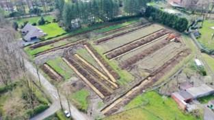 Archeologisch onderzoek in buurt Kraenepoel levert niks op (ondanks hoge verwachtingen)