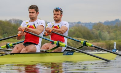 Pierre De Loof en Ruben Claeys finishen tweede in hun C-finale