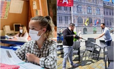 """Opbod over versoepelingen is begonnen: """"Als de scholen open mogen, de horeca ook"""""""