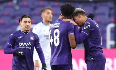 Opvallend: Anderlecht pakt 15 op 18 tegen (voorlopige) play-off 1-ploegen en doet beter dan leider Club Brugge