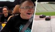'De mol'-kandidaten spelen dolenthousiast een opdracht in legendarisch Duits voetbalstadion