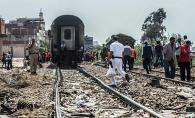 Machinist was niet op zijn post tijdens treinongeval in Egypte dat aan 20 mensen het leven kostte