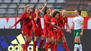 Red Flames knopen na drie nederlagen in oefenwedstrijden tegen Ierland eindelijk aan met de zege