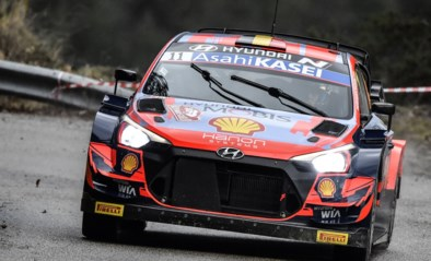 Thierry Neuville wint Rally van Sanremo