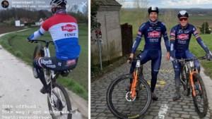 Van trainingsijver gesproken: amper één week na de Ronde begint Mathieu van der Poel aan 'Missie Olympische Spelen' op de mountainbike
