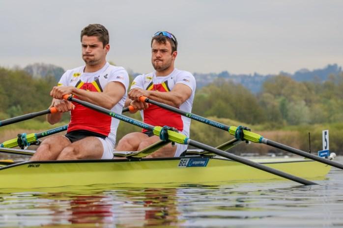 Ruben Claeys klaar voor de laatste olympische kwalificatieregatta