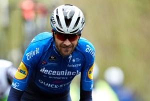 """Pieter Serry: """"Heb vertrouwen getankt voor de Brabantse Pijl en de Waalse klassiekers"""""""