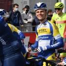 """Arne Marit is eerste reserve voor de Brabantse Pijl. """"Ik maak zonder morren plaats voor de klimmers in de ploeg."""""""