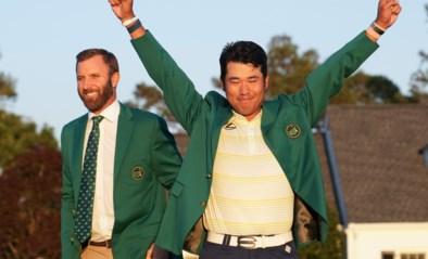 Golfprimeur: Japanner Hideki Matsuyama mag groene jasje aantrekken na winst van de Masters
