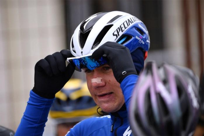 """Onwennige Fabio Jakobsen geniet van terugkeer na zware crash: """"De angst ebde weg"""""""