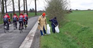Landelijke Gilde vult vijftien vuilzakken