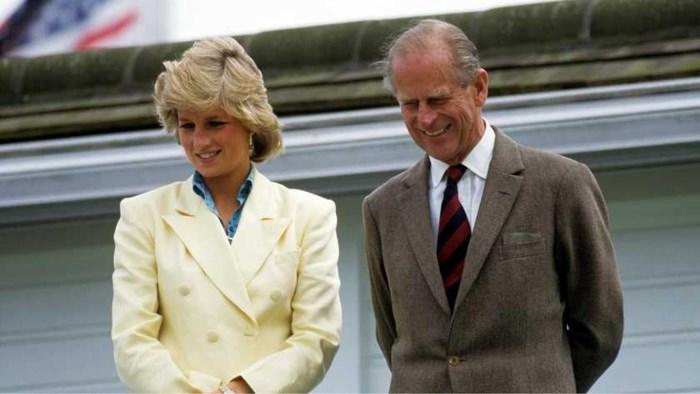 """""""Prins Philip probeerde huwelijk Diana en Charles te redden"""""""