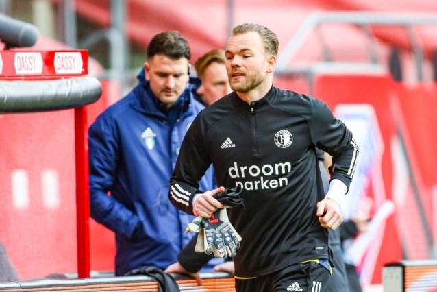 Nederlandse doelman Nick Marsman ruilt Feyenoord voor Inter Miami