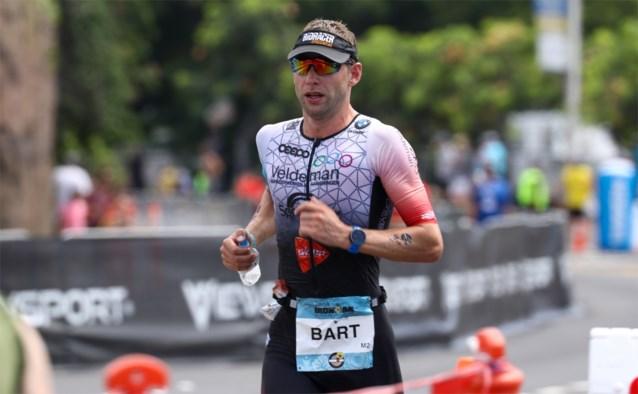 """Bart Aernouts hervindt goede vorm met zesde plaats in Ironman 70.3 Texas: """"Verschil met de top is kleiner geworden"""""""