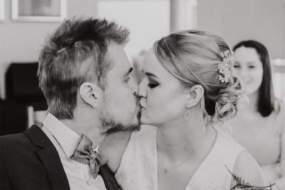 """Jonas (25) stierf enkele dagen na zijn huwelijk: """"Hij heeft er alles aan gedaan om mij een fantastische dag te geven"""""""