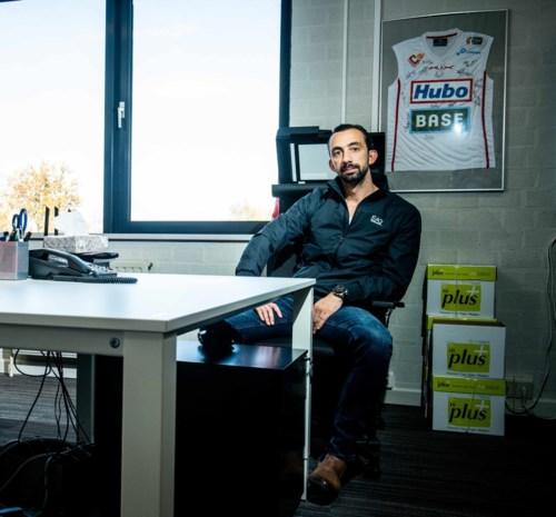 """De West-Vlaamse roots van Limburg United-voorzitter Maarten Bostyn: """"Thuis spraken we alleen over voetbal en nooit over basketbal"""""""