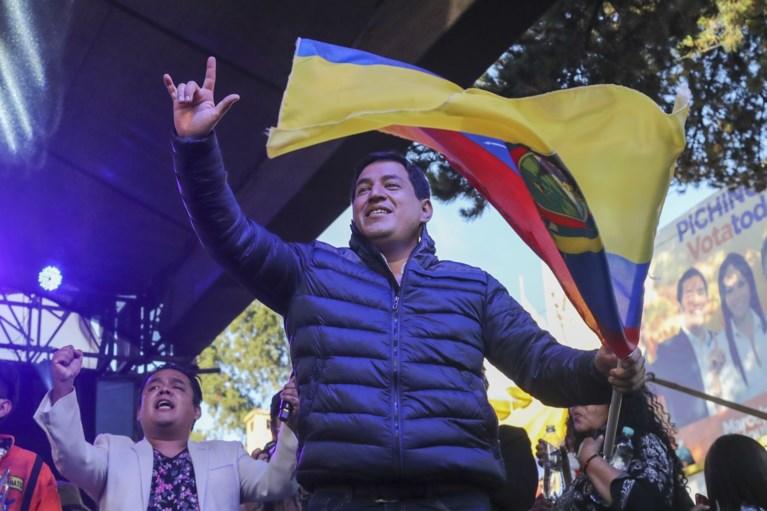 Presidentsverkiezingen Ecuador: Conservatief Lasso wint, nadat tegenstander al overwinning had geclaimd